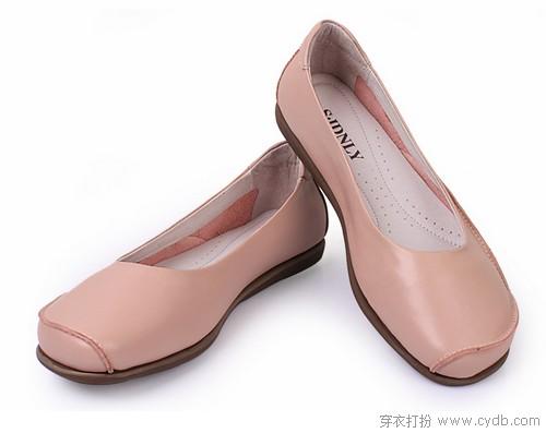 轻松平底鞋 恰好的脚步
