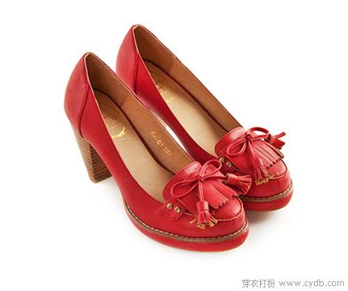 步履生花 穿美鞋的秋天特拉风