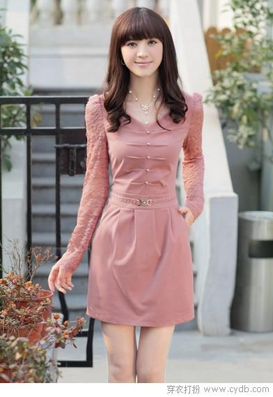 连衣裙 不容错过的美丽