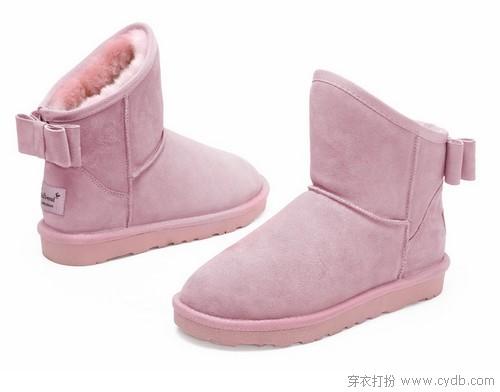 穿暖靴 臭美不感冒