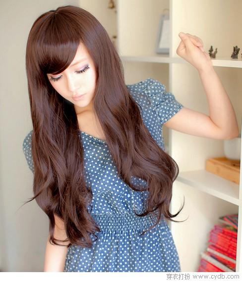 玩美秋日 完美发型
