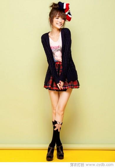 提升魅力的小短裙