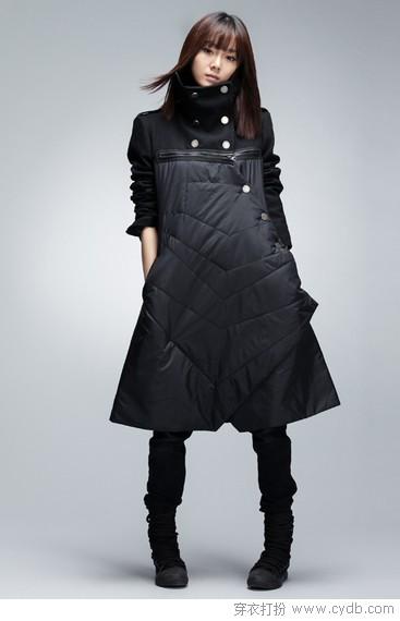 呢大衣创意设计