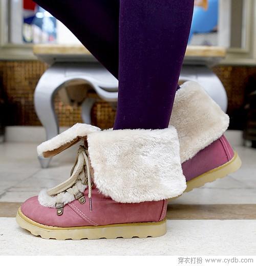 马丁靴 踏遍四季也不怕