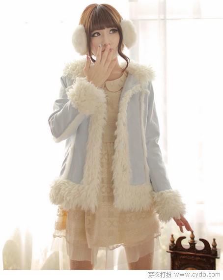 冬天的秘密——棉衣篇