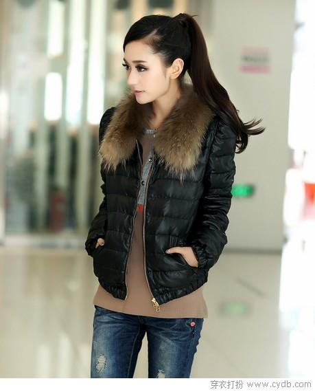 с зимние мехом фото короткие куртки