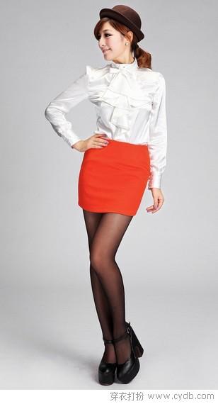 冬款下装之短裙