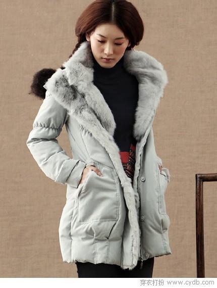 过冬外套大收集