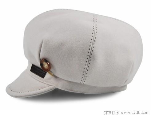 戴上帽子好出门