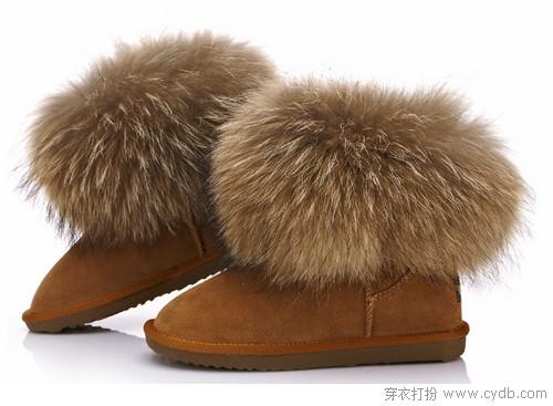 冬天的小鞋子