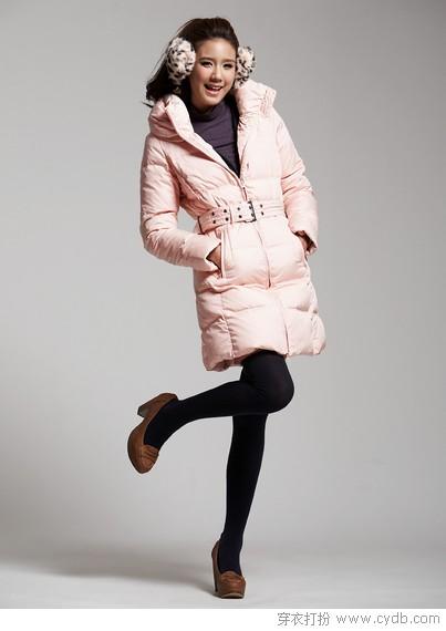 羽绒大助力冷冬保暖穿搭