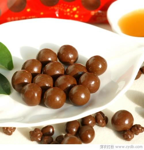 浓情巧克力,化不开的浓情蜜意