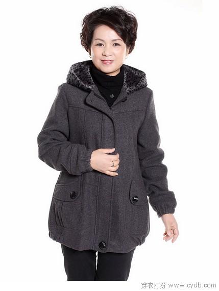 新年了,给妈妈买件外套吧