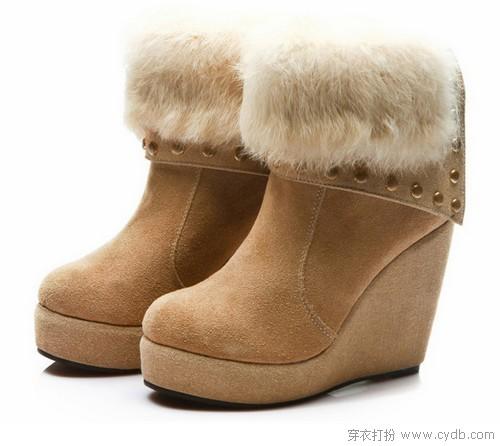 靴子高一点,选择多一点