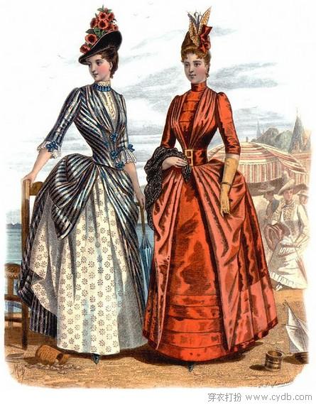 解构维多利亚时代穿衣打扮