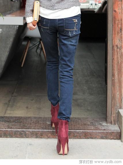 完美下半身之我有牛仔裤(三)