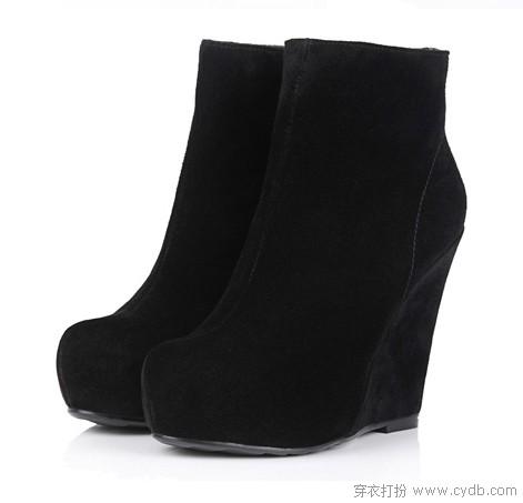 春款厚底鞋 矮个美女的最爱