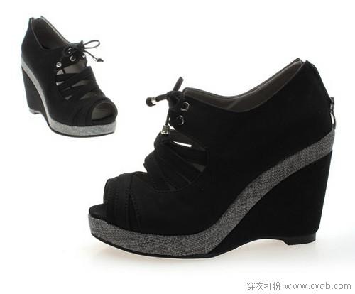 女人和高跟鞋