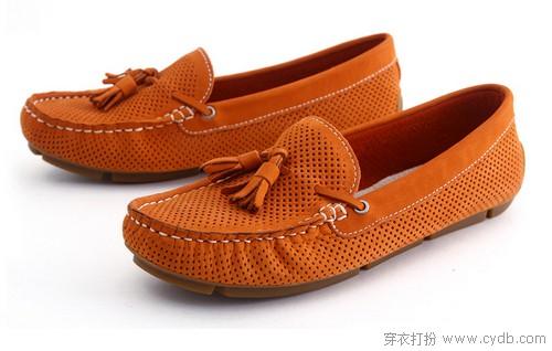 醉美镂空 新款单鞋