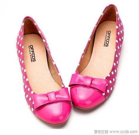 舒适又时尚的平底单鞋