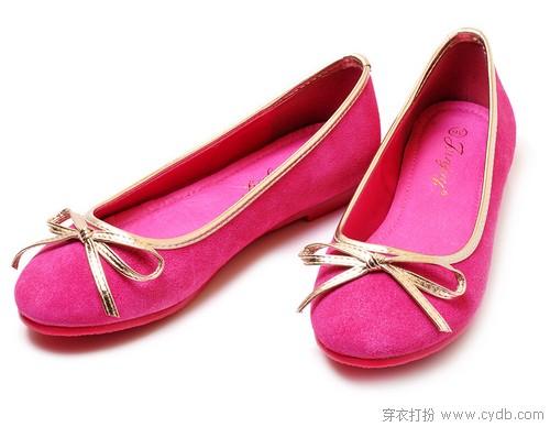 优雅舒适平底鞋