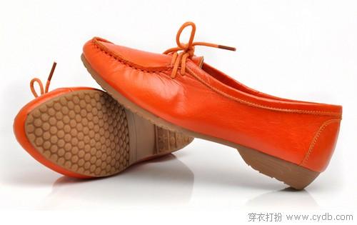 热销平底鞋,抢占流行时尚至高点