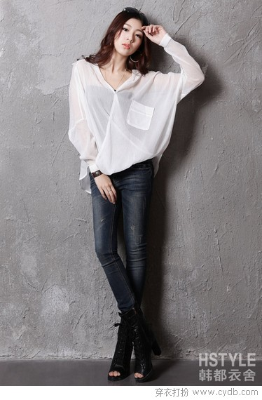<a style='top:0px;' href=/article/tag/k/%25E9%2592%259F%25E6%2583%2585.html target=_blank ><strong style='color:red;top:0px;'>钟情</strong></a>于衬衫的千般美态