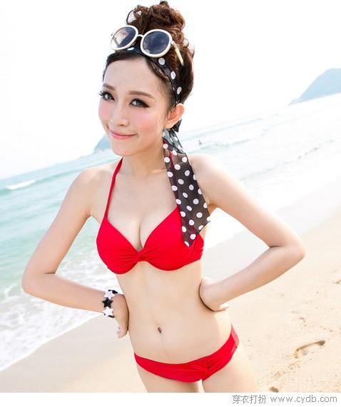 清凉泳衣不怕炎夏酷暑