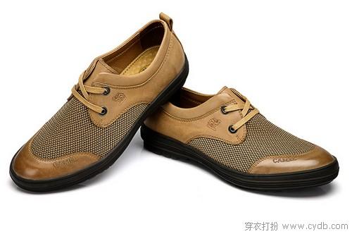 唯舒适至上 质感真皮鞋