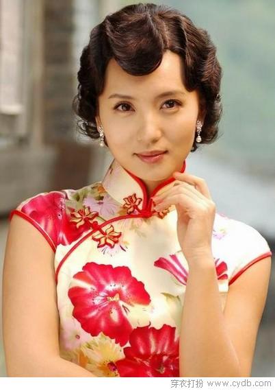 旗袍 中国之美