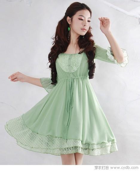 精致连衣裙 梦想会喜欢