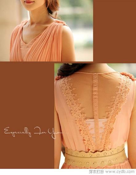 最唯美浪漫是长裙——纯色优雅