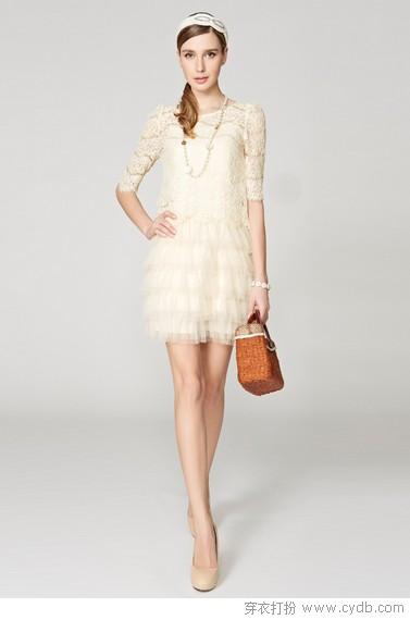 超仙美连衣裙你有木有?
