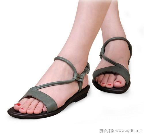 爆款凉鞋排行榜