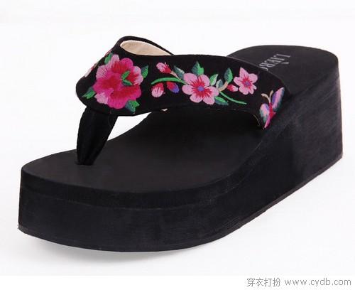 ★舒适厚底鞋让你气场高人一等