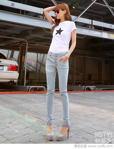 从经典中品味时尚――牛仔裤