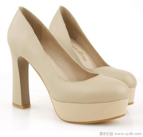 秋款女鞋上新第一波