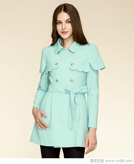 打底裤造型引领秋季潮流