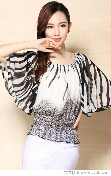 <a style='top:0px;' href=/index.php/article-tag-k-%25E5%25A6%2582%25E4%25BD%2595.html target=_blank ><strong style='color:red;top:0px;'>如何</strong></a>让立体袖型不显胖