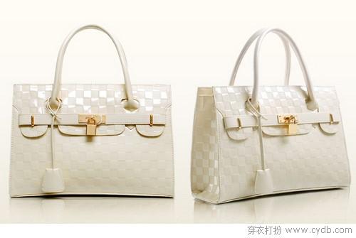 永远珍爱白色包包