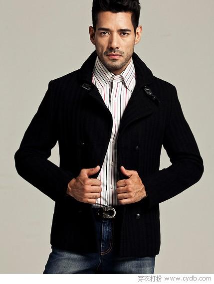 他的外套 你准备好了吗?