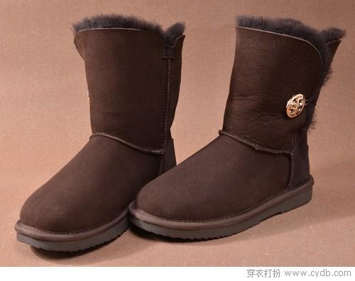 雪地靴成冬季鞋靴主流