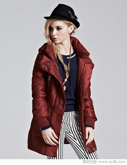酒红色帽子搭配_冬至的故事 - 穿衣打扮 - 服饰搭配,美容知识