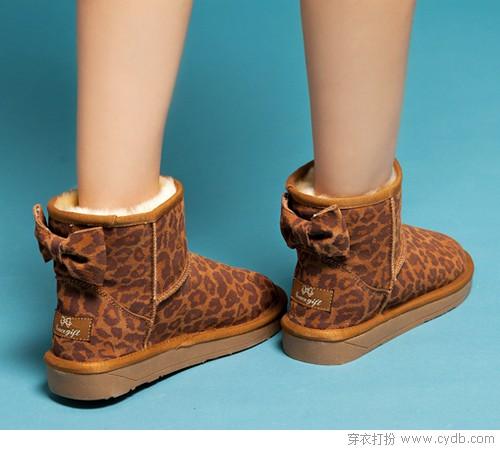 冬季造型必备七双鞋