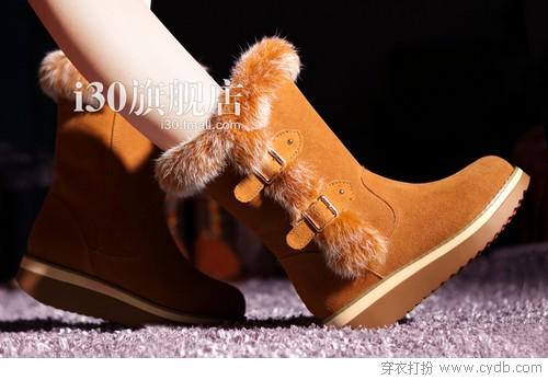 你需要一双雪地靴