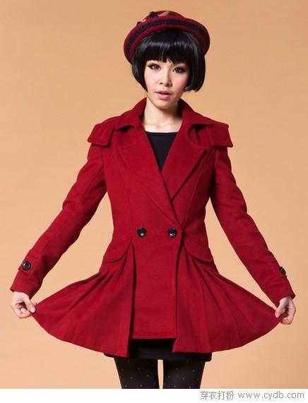 酒红色帽子搭配_新的一年 新的明天 - 穿衣打扮 - 服饰搭配,美容知识