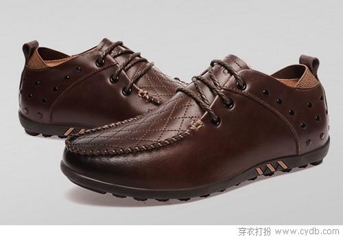 屌丝男转型男之鞋子搭配