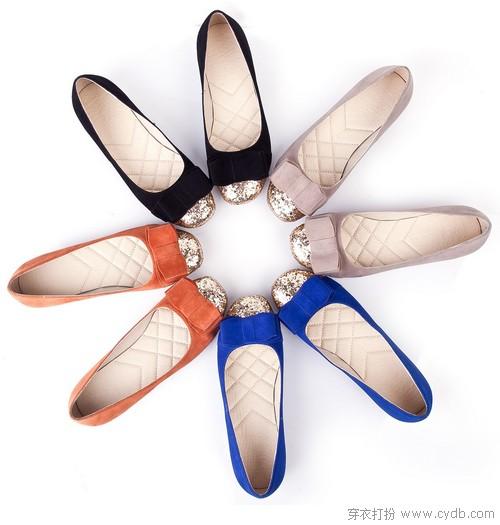 春之小鞋子