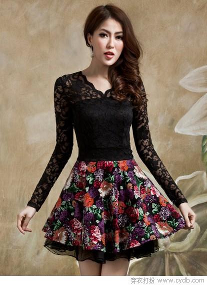 连衣裙:春夏绝对主角