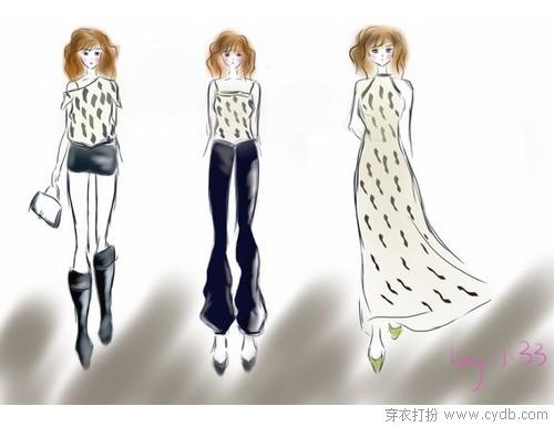 穿衣打扮 - 服饰搭配